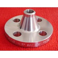 China WN / Weld Neck Pipe Flange on sale