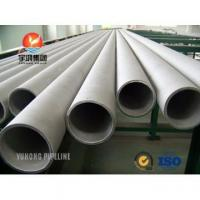 Buy cheap ASME SA790 S31803 Duplex Stainless Steel Pipe from wholesalers