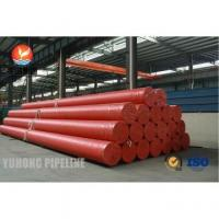 Buy cheap Super Duplex Steel Welded Pipe ASTM A790 S32760 from wholesalers