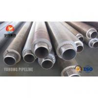 Buy cheap Serrated Extruded Heat Exchanger Fin Tube A106 Gr.B from wholesalers