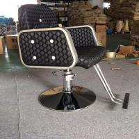 hot sale female barber chairs hydraulic barber styling chairs makeup salon barber armchair