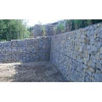 Gabion Retaining Walls Square Pipes Manufactures