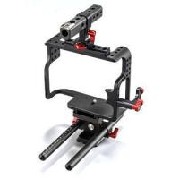 Buy cheap 2016 New Product Camera Video Cage Kit With Top Handle Grip, For 5D Mark 4 IV To Mount Microphones from wholesalers