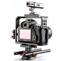 Buy cheap Professional CNC Machining DSLR Camera Cage Rig for 5D Mark IV Camera from wholesalers