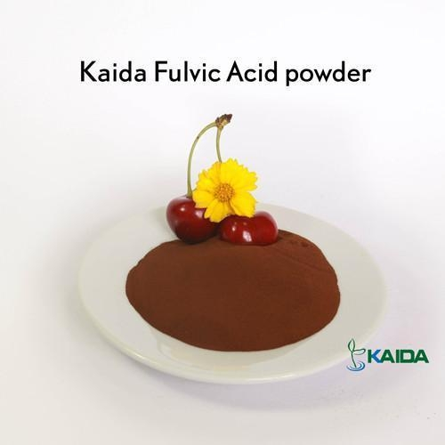 Quality 100% Water Soluble High Quality Organic Fulvic Acid Powder And Humic Acid Supplement for sale