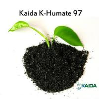 High Quality K Humate Water Solubility 100% And 80% Humic Acid Powder Manufactures