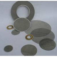 Filter Wire Mesh Disc Manufactures