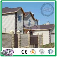 Plastic Faux Brick Wall Covering Panels/Boards For Exterior Wall Cladding Manufactures