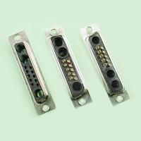 PND20-25 D-SUB Coaxial Connector 15Pin Solder / P.C.B / Right Angle Manufactures