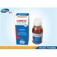 A001-5 LUMETA 20/120 Powder(Artemether/Lumefantrine) Manufactures
