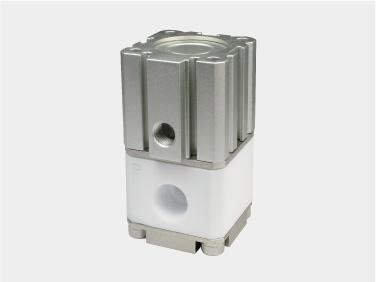 Quality 2/2 WAY PNEUMATIC VALVE (Anti-acid & Alkali series, Direct acting)(40-12-17) for sale