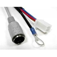 DIN 8P FEMALE TO 110 TYPE 6P & RING TERMINAL CABLE Manufactures