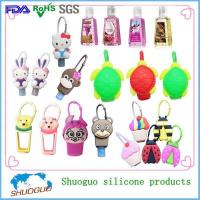 Hand sanitizer silicone holders 6 Manufactures