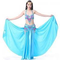 Elegant High Quality Belly Dance Beads Costume,Adult Belly Dance Bra Costume Manufactures