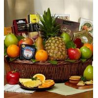 Fruit & Cheese Gift Basket NO.3 shenzhen gift hamper delivery Manufactures