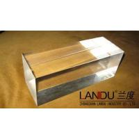 Buy cheap High quality different size color acrylic square rods acrylic square bars acrylic square sticks from wholesalers
