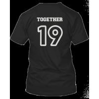 Buy cheap [Custom] Together Since Matching Couple Shirts (Set) from wholesalers