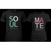 Buy cheap Soulmate Matching Couple Shirts (Set) from wholesalers