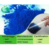 Natural Phycocyanin Blue Pigment Manufactures