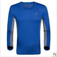 T-shirt/Polo Round collar quick-drying long-sleeved T-shirt Manufactures
