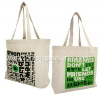canvas bag canvas cotton tote bag wholesale in China