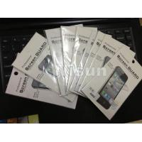 Screen protectors for iPhone 4 4s 5 5s 5c Manufactures