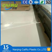 Buy cheap 1mm clear sheet from wholesalers