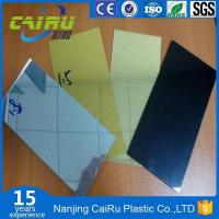colors acrylic mirror sheet Manufactures