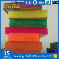 Colors acrylic sheets Manufactures