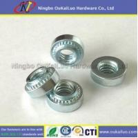 Zinc Plated Self Clinching Nuts Manufactures