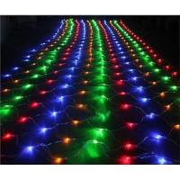 Buy cheap 1.5m*1.5m 96 Led Net Mesh Fairy String Lights for Christmas Party Wedding Indoor Outdoor Decoration from wholesalers