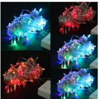 Buy cheap 100 LED 10m String Decoration Light for Christmas Party Wedding from wholesalers