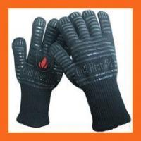 BBQ Grill Heat Resistant Cooking Oven Gloves
