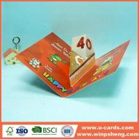 Handmade Card Make Your Own Pop Up Open Birthday Card Manufactures