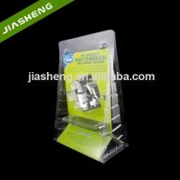 Buy cheap High Quality PET Clear Plastic Rubik's Cube Slide Blister Packaging With Printing Cardboard from wholesalers