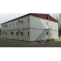 2 Storey Container House For Residential Purpose Manufactures