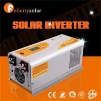 China Inverter&Controller 5Kva Pure Sine Wave Solar Power Inverter for Whole House on sale