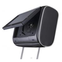 China 7inch Car Headrest LCD Monitor With Pillow on sale