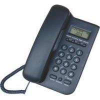 Stock Caller ID Corded Phone, Land line Phone Manufactures