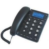 New Big Button Corded Telephone Set with Caller ID Display Manufactures