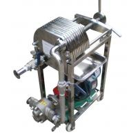 Portable Oil Filtration Systems Portable Press Filter Cart Manufactures