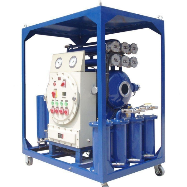 Quality Transformer Oil Purifier VTP Vacuum Insulating Oil Purifier/Transformer Oil Purification System for sale