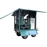 Transformer Oil Purifier MTP Mobile Trailer Transformer Oil Purification System Manufactures
