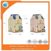 Polyresin Material and House Shape Piggy Money Box Manufactures