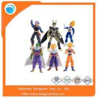 China Supplier Custom Figure Dragon Ball Z Anime Action Figure Manufactures