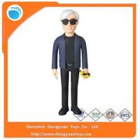 Buy cheap Custom Made Vinyl Collectible Doll PVC Figure Toy from wholesalers