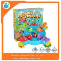 Buy cheap Hot Sale Feeding Froggies Game Toy from wholesalers