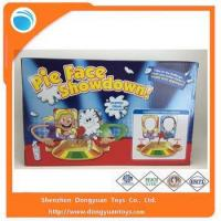 Buy cheap 2016 New Rocket Games Pie Face Funny Plastic Game Toy Pie Face Game from wholesalers