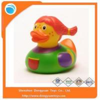 Plastic PVC Material Rubber Duck Type Baby Bath Toy Manufactures