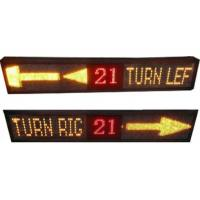 China Electronic Signs For Bus on sale